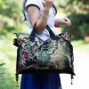 К 2015 году Новый национальный китайский стиль холст женщин сумка этническая вышивка ретро женщин сумки Messenger сумки Хмонгов вышитые сумки 2015 роскошные сумки женщин сумки дизайнер модный бренд сумки кожаные сумки messenger плечо большой сумки