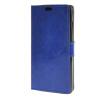 MOONCASE чехол for 1+ OnePlus Two Кожаный бумажник флип Чехол карты с Kickstand Дело Чехол синий чехол