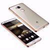 MOONCASE обшивки корпуса тпу телефон защиты прозрачной мягкой дело прикрытия Huawei Ascend Mate7 sony xperia mooncase дело м5 гибкие мягкой гель тпу силикон кожу слим прочного дело покрытия золото