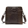 p.koune ® 2016 бизнес сумку крокодила сумку крокодила сумку кожи человека зерна натуральной кожи сумку через плечо мужик кейс сумку из крокодила в янгоне