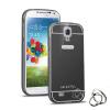 MOONCASE металлические рамки края зеркало защитную оболочку 2 в 1 случае распространяется на тонких Samsung Galaxy S4 I9500 mooncase металлические рамки края зеркало защитную оболочку 2 в 1 случае распространяется на тонких samsung galaxy e5
