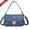 Aibkhk женская мода сумочка из натуральной кожи клатч знаменитый бренд женщин клатч дизайнерские сумки высокое качество M552