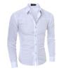 camisas социального masculinas 2015 новых mens фитнес - рубашка темно клетчатой рубашки для мужчин длинные рукава бизнес официальных рубашку большого размера 5xl
