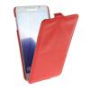 MOONCASE Чехол для Samsung Galaxy Примечание 5 Нижний флип кожаный чехол Чехол Красный mooncase чехол
