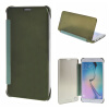 MOONCASE Samsung Galaxy S6 Edge Plus ЧЕХОЛ ДЛЯ Hard Plastic Design Flip Pouch Green mooncase samsung galaxy s6 edge plus чехол для hard plastic design flip pouch green