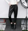 Lovaru ™весенние новый бренд черные брюки случайные футов шириной Песня Halun конические брюки женские брюки