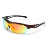 Расширение TOPEAK TSR838 поляризованные очки для верховой езды на открытом воздухе мужчины и женщины спортивные ветровки велосипедные очки с близорукой рамка солнцезащитные очки жемчужный свет черный красный