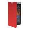 MOONCASE тонкий кожаный бумажник флип сторона держателя карты Чехол с Kickstand чехол для HTC Desire 616 Красный мобильный телефон htc desire 516 htc 516 core 5 0 1 4 5mp gps wifi