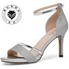 Женские туфли на высоком каблуке Модные туфли Дышащие сандалии www сексуальные модные басоножки на высоком каблуке