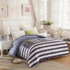 Yu Guang Home Текстиль Хлопчатобумажная печать Одиночное одеяло Студенческое общежитие Одеяло Простая любовь 1.5 * 2.1M