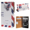 MOONCASE Sony Xperia Z5 Compact ( Z5 Mini ) ЧЕХОЛ ДЛЯ Flip Leather Foldable Stand Feature [Pattern series] /a03 чехол подставка для sony xperia z5 compact sony scr44 белый