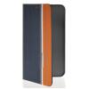 MOONCASE Business style Leather Side Flip Wallet Card Slot Pouch Stand Back чехол для Google Nexus 6 Sapphire стоимость