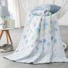 YINGXIN домашний текстиль одеяло на одного человека150*210см ying xin домашний текстиль с кожаным покрытием резные одеяло фланель коралловое бархатное одеяло