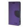 MOONCASE Splice Color Leather Wallet Flip Card Slot Bracket Back чехол для Sony Xperia Z4 Compact (Mini) Purple mooncase splice color leather wallet flip card slot bracket back чехол для sony xperia e4 red