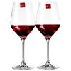 Лорна (РОНА) Европейский импорт красной вины бокала красного вина с бессвинцовым хрусталем бокалом вина с два нагруженными (370ml * 2) книга вина