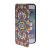 MOONCASE Cute Pattern Leather Side Flip Wallet Card Slot Pouch Stand Shell Back ЧЕХОЛДЛЯ Apple iPhone 6 Plus stand leather case for iphone 6 plus 6s plus 5 5 inch with card slot dark blue