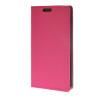 все цены на MOONCASE Защита кожаный бумажник Слот карты флип чехол Чехол Подставка Shell задняя крышка Крышка для HTC One M9 Ярко-розовый онлайн