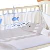 WELLBER детская простыня на кровати для младенца wellber стельное белье для детской кровати 145x100cm