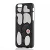 MITI 2015 3D Иордания подошва чехол из ПВХ Резиновые Для iPhone 6 (4,7 '') Jumpman 7 Телефон Шкафы задняя крышка для iphone6 (4.7 '') шкафы