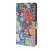 MOONCASE Flower style Leather Side Flip Wallet Card Slot Stand Pouch чехол для Huawei Ascend Y635 a01 mooncase flower style leather side flip wallet card slot stand pouch чехол для huawei ascend y635 a01