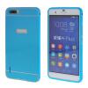 MOONCASE Huawei 6 Plus Случай 2 В 1 жесткий бампер вставить обложка чехол для Huawei Honor 6 Plus синий айфон 6 plus в тюмени