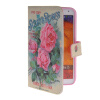 MOONCASE Pattern Style Leather Side Flip Wallet Card Slot Pouch Stand Shell Back ЧЕХОЛДЛЯ Samsung Galaxy Note 3 N9000 cute 3d girl style protective silicone back case for samsung galaxy note 3 n9000 green