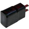 Samsung (SAMSUNG) Универсальное зарядное устройство для Samsung S6 Примечание4 черного samsung nz63f3nm1ab