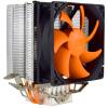 PCCooler (PCCOOLER) Синхай S88 тепла процессора раковины (8 см смарт заслонки вентилятора / Multi-платформы / тепловая труба / лиганд термопаста / отключение звука)