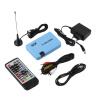 Цифровой DVB-T Автономные ЖК-телевизор Box приемник Диктофон дистанционного управления Радио телевизор red box