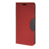 MOONCASE Fashion Leather чехол для Wallet Flip Card Slot Stand Back Slim Cover Samsung Galaxy S6 Edge Plus ( Edge+) красный 01 magnetic card slot wallet stand leather flip case for samsung s6 edge