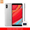 Глобальная версия Xiaomi Redmi S2 3GB 32GB Smartphone Android 8.1 Snapdragon 625 Octa Core 5.99 Full Screen 12MP + 5MP Dual Camera global version xiaomi redmi 4x 3gb 32gb smartphone black