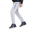 Анта (из АНТА и) 95537748 брюки трикотажные спортивные брюки брюки ноги Культивирование буквенные ноги брюки удобные брюки H150R цветок Грей Аш -5 XL / 180