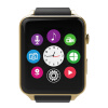 GT88 водонепроницаемый Смарт часы-телефон с Смарт Heart Rate Monitor Часы Bluetooth Сенсорный экран Смарт здравоохранения отслеживания золотого цвета smart часы