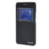 купить MOONCASE ЧЕХОЛ ДЛЯ Huawei Honor 6 Plus Slim View Window Leather Flip Bracket Back Cover Sapphire недорого