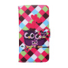 MOONCASE для Samsung Galaxy A8 кожаный чехол держатель кошелек флип-карты с Kickstand Чехол обложка No.A02 mooncase samsung galaxy j5 чехол акварель колокольчик кошелек кожаный флип слот для карты кронштейн обложка чехол a 02