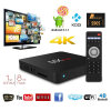 MX Plus Amlogic S905 Smart TV Box, 4K Android 5.1.1 Quad Core 1G / 8G WIFI DLNA потокового TV Box mx plus amlogic s905 smart tv box 4k android 5 1 1 quad core 1g 8g wifi dlna потокового tv box