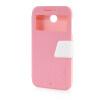 MOONCASE Ultra Slim Leather Side Flip Pouch Stand Thin Shell Back ЧЕХОЛДЛЯ HTC Desire 510 Pink htc u ultra sapphire blue 64gb