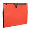 Comix A7625 A4 Сумка для файлов 6 Стиль Оркестровая сумка Сумка для игр серии Germini Orange