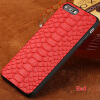Чехол из натуральной кожи для iPhone 7 8 Plus Case Natural Python Skin для iPhone 6 6S Plus X Back Cover чехол из натуральной кожи для iphone x case natural python skin для iphone 6 7 8 plus back cover