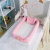 Original Baby Delight Snuggle Nest Детская одежда для младенцев Детская кроватка Детская кроватка Детская кроватка Детская кроватк детская одежда