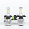 S2 H4 H7 H13 H11 H1 9005 9006 H3 9004 9007 9012 Автомобильные светодиодные лампы для ламп 72W 8000LM COB Светодиодные фары Противотуманные фары 6500K 12V s2 h4 пара автомобильных светодиодных фары 9 30v 72w 6000k передняя лампа 2шт