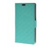 MOONCASE Leather Side Flip Wallet Card Holder Stand Shell Pouch ЧЕХОЛДЛЯ Samsung Galaxy Grand Max G720NO Mint Green холодильник side by side samsung samsung rs 57 k4000ww