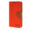 MOONCASE Galaxy S5 , Leather Flip Wallet Card Holder Pouch Stand Back ЧЕХОЛ ДЛЯ Samsung Galaxy S5 Orange чехол для samsung galaxy s5 printio москва
