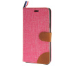 цена на MOONCASE ЧЕХОЛ ДЛЯ Samsung Galaxy Note 5 Leather Flip Wallet Card Holder with Kickstand Back Cover Hot pink