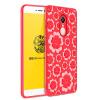 Goowiiz Модный телефонный чехол для Xiaomi Redmi 4X  Note 4  Note 4X 3D Relief Flower Ultrathin Soft TPU Полная защи
