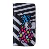 MOONCASE для Samsung Galaxy Alpha G850F кожаный чехол держатель кошелек флип-карты с Kickstand Чехол обложка No.A09 чехол lp для samsung g850f galaxy alpha раскладной кожа черный r0005802