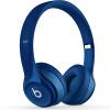 Beats Solo2 Беспроводные наушники - Blue Bluetooth Wireless с пшеницей MHNM2PA / A наушники beats solo2 wireless gold