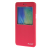 MOONCASE Samsung Galaxy A7 чехол для View Leather Flip Pouch Bracket Back Cover Hot pink mooncase samsung galaxy a7 чехол для view leather flip pouch bracket back cover pink