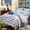 Meng Jie домашний текстиль производства MINI MEE постельное белье комплекты хлопка трех частей детские постельные принадлежности одеяло MINI COOPER 1,2 м кровать 150 * 200 см
