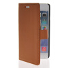 MOONCASE Slim Leather Side Flip Wallet Card Slot Pouch Stand Back чехол для Apple iPhone 6 ( 4.7 inch ) Brown luxury stand flip